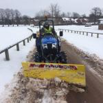 Ben Plough 1 – Gritting